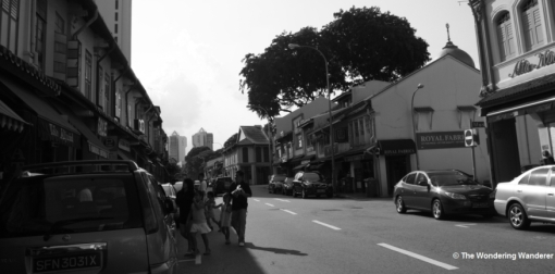 Arab Street today