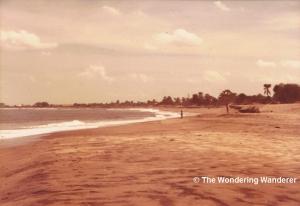 Corinto Beach, 1985