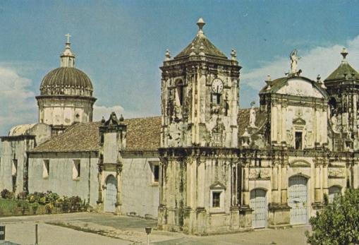 Iglesia Parroquial de Rivas.