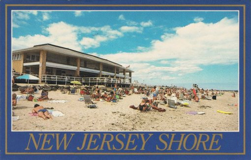 Postcard from the Jersey Shore