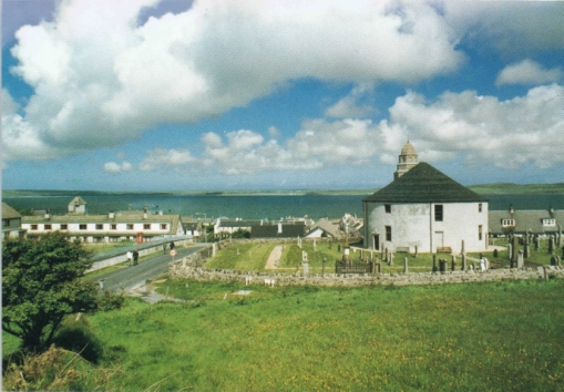 The Round Church at Bowmore, Islay