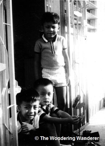The Front Door, 1968