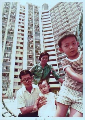 Block 53 in June 1969.