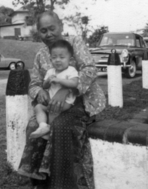 My Grandmother and Me, 1965