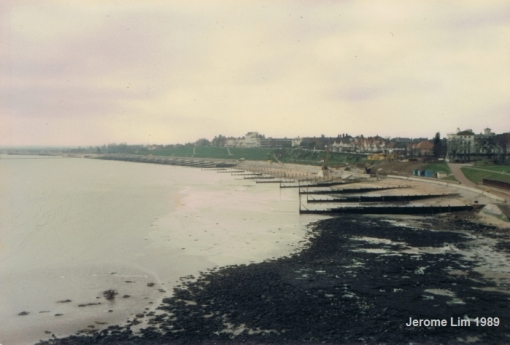 The Essex Coast, Easter 1989