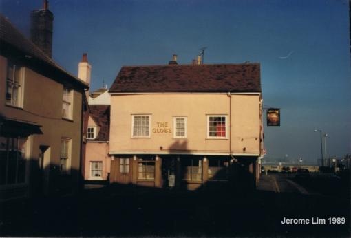 Harwich, Easter 1989