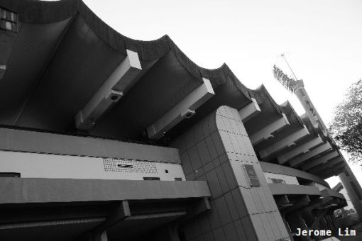 The National Stadium provided the setting for a football match in 1974 that left a lasting impression on me.
