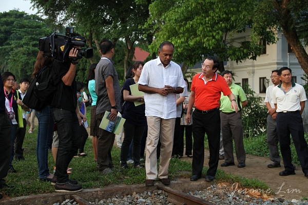 A gradual reopening of the Rail Corridor « The Long and Winding Road