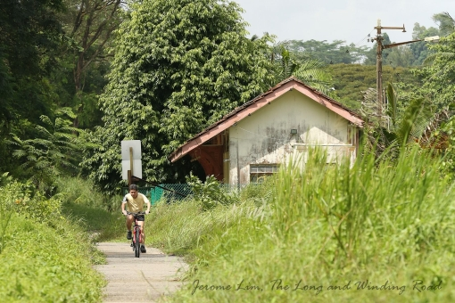 Bukit Timah Railway Station is now world that almost seems forgotten.
