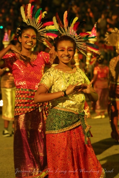 The annual event has over the years taken on a multi-cultural and more international appearance.
