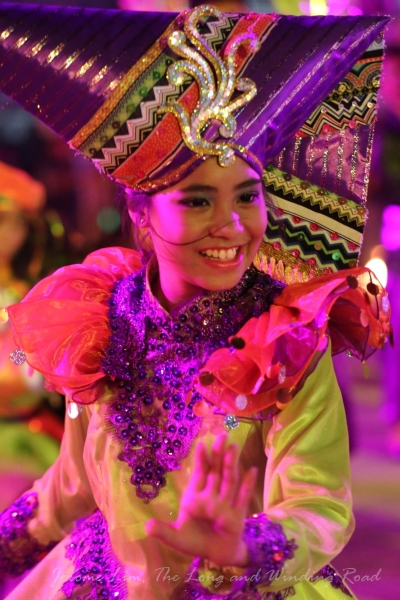 Chingay brings together members of the various communities in Singapore in an annual street celebration.