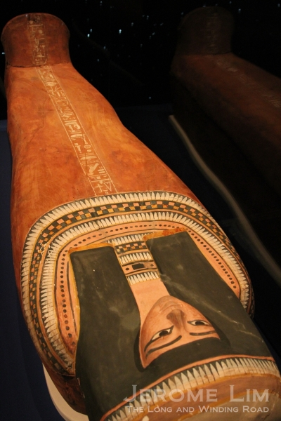 The coffin of Nesperennub.