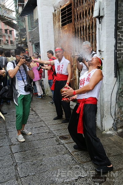 The Drunken Dragon Festival is definitely a spectacle for photographers.