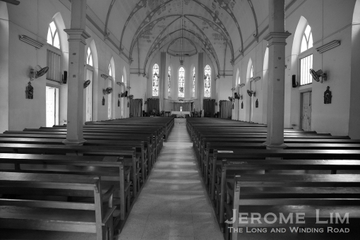 Another view down the nave.