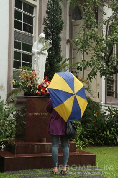 ... rain or shine ...