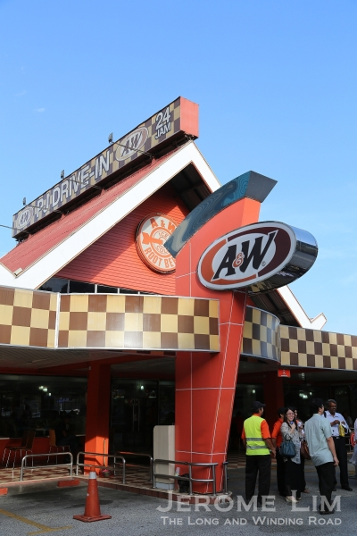 A&W would have given the first American fast-food experience to many of my generation.