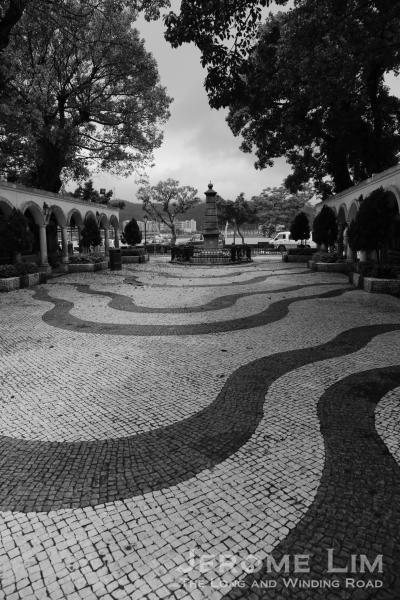 Eduardo Marques Square.