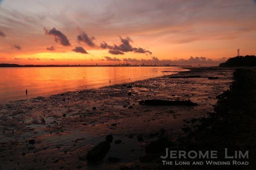 The forgotten shore, 6.47 am, 24 July 2013.
