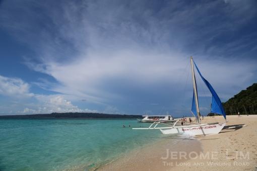 Puka Beach, Boracay.