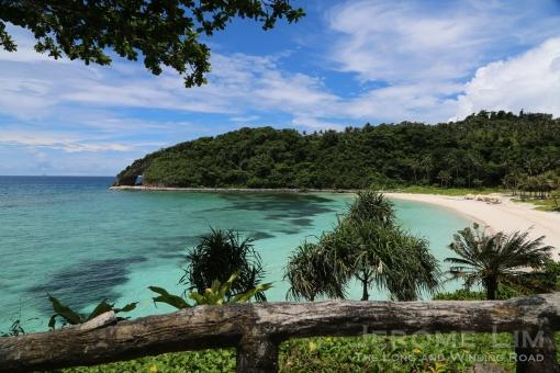 Paradise Cove.