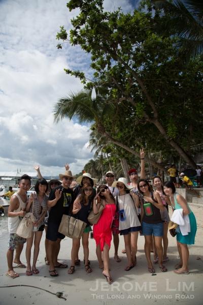 The gang at Bulabog.