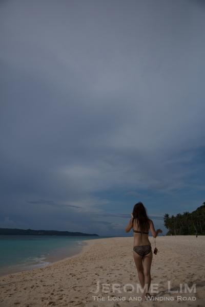 Life's a beach on Boracay - any time of the day.