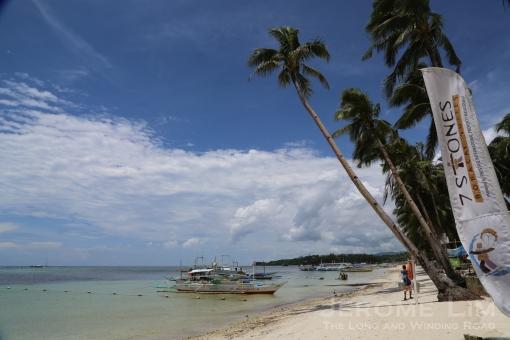 Bulabog Beach near 7Stones Suites.