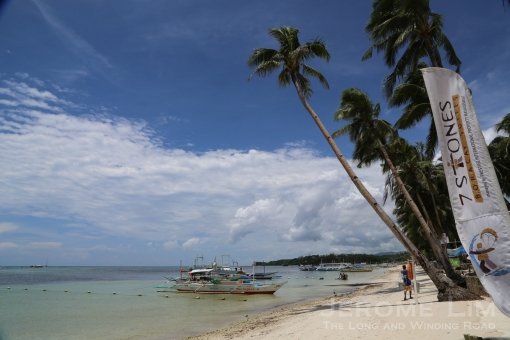 Bulabog Beach near 7Stones Suites.
