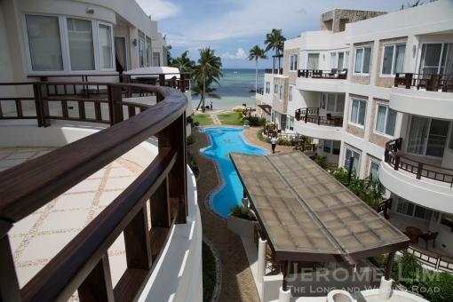 7Stones Suites at Bulabog Beach.