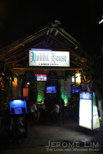 Hobbit House at D'Mall.