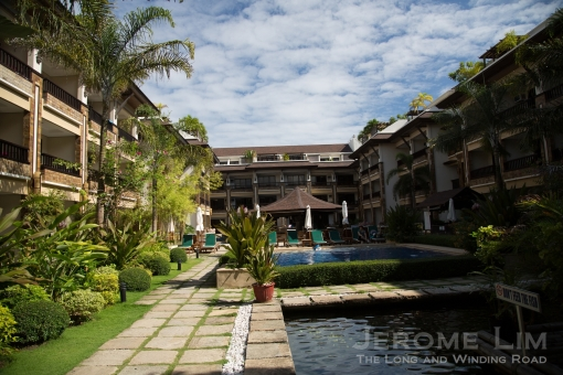 The Boracay Regency.