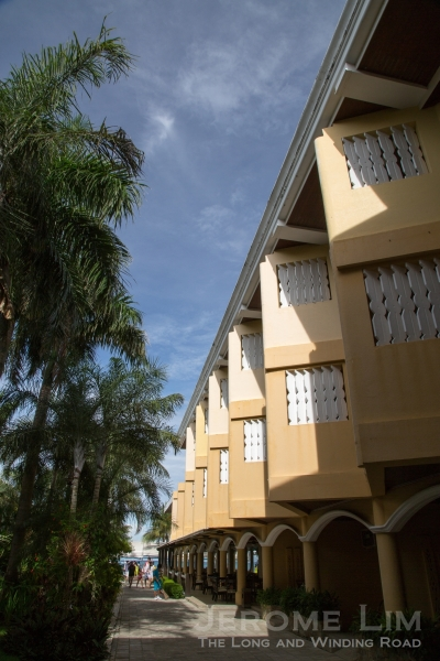 The Boracay Regency.