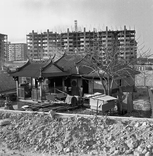 Another photograph taken during the development of Toa Payoh in 1968.