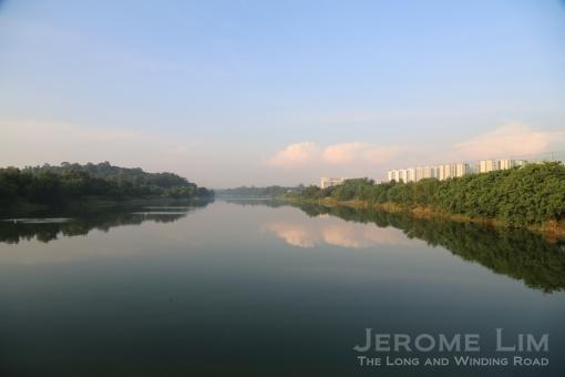 Sungei Serangoon today.