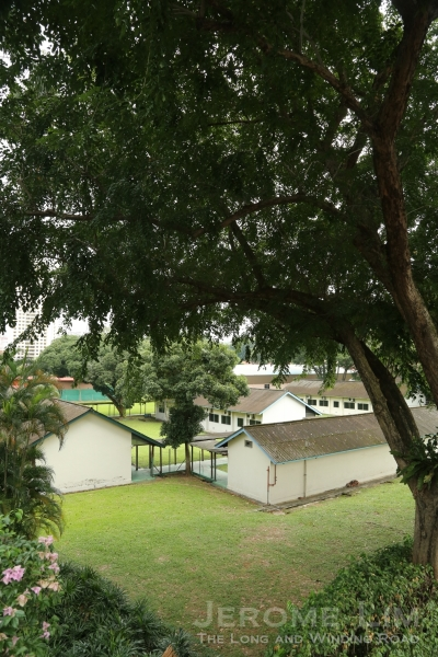 The grounds at Balestier Road which hosted the Singapore Polo Club from 1914 to 1941.