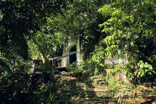 Another view of the Tanah Kubor diRaja / Keramat Bukit Kasita.