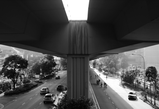 Developments which has erased much of what we remember of the area include an elevated highway over Pasir Panjang Road ...
