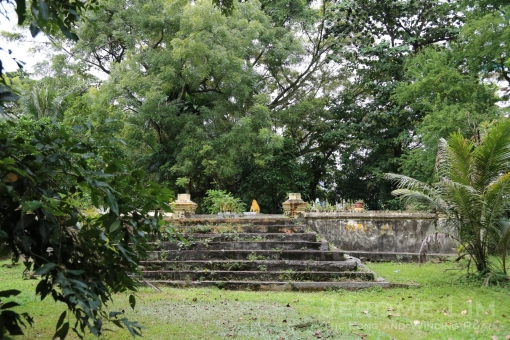 "The ""Tombs of Malayan Princes""."