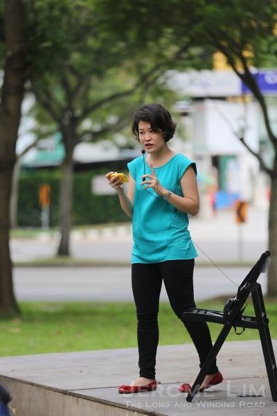 Christine Chia.
