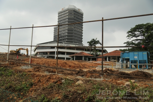A formerly quiet area on the fringes of Toa Payoh that is in the midst of a huge transformation.
