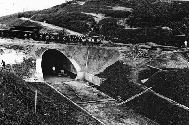Clementi Road Railway Tunnel