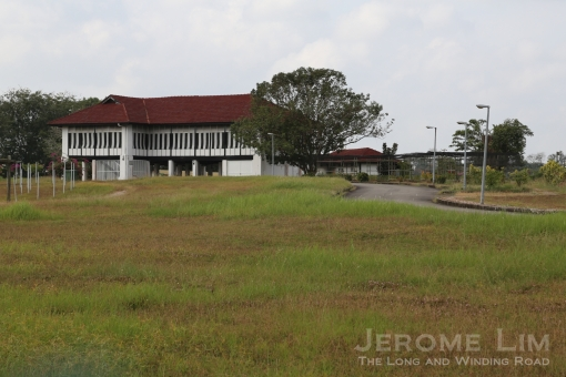 The AVA's Horticulture Services Centre at Bah Soon Pah Road occupies a bungalow that served as the Assistant Plantation Manager's residence in Lim Nee Soon's estate.