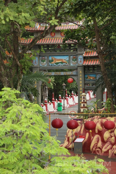 Haw Par Villa, a hidden treasure.