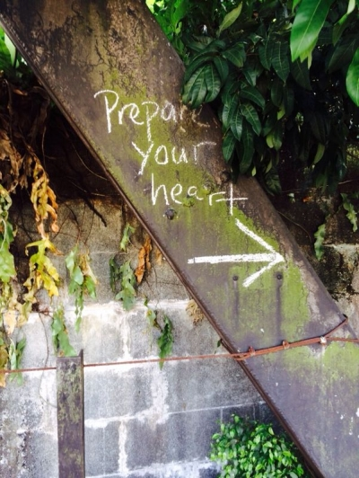 A recent example of indiscriminate graffiti on a heritage structure along the rail corridor (on truss bridge close to The Rail Mall), which can potentially do long term damage to it.