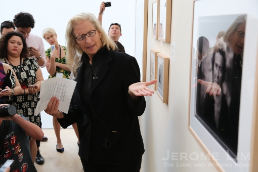 Annie Leibovitz on her favourite photograph - an unsmiling portrait that she took of her mother.