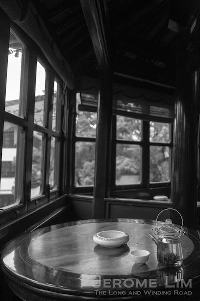 A 'window seat'.