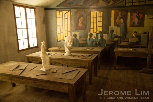 The T'ou Sé Wé Museum, looks at the Jesuit run Orphanage that dates back to the 19th Century that is touted as the  cradle of western influenced modern Chinese arts and craft.