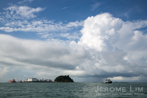 The future of many of the islands as individuals such as Pulau Jong, are also under threat from the Land Use Plan.