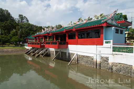 The Tua Pek Kong temple on Kusu Island, the site of an annual pilgrimage.