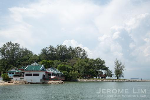 Kusu Island today.